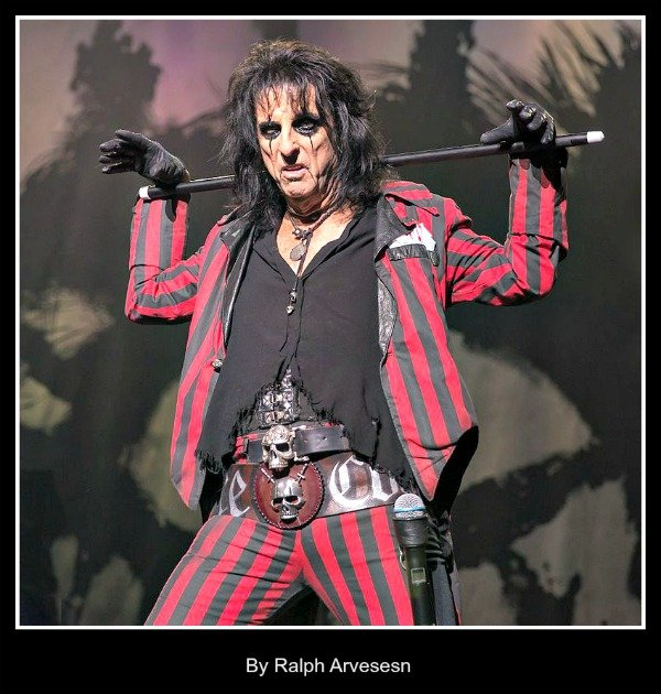 Alice Cooper and I on Marriage Advice that Works.